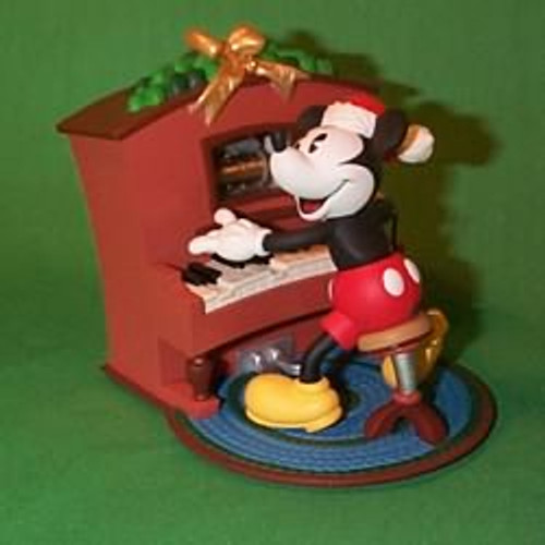1999 Disney - Piano Player Mickey