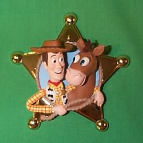 1999 Disney - Woody's Roundup