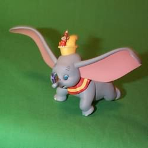 1999 Disney - Dumbo's First Flight