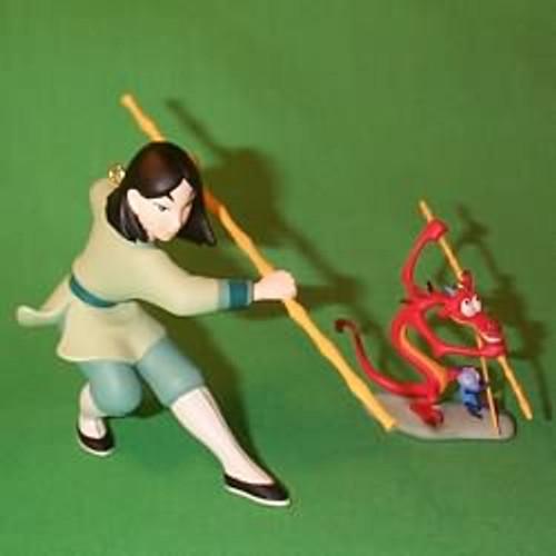 1998 Disney - Mulan