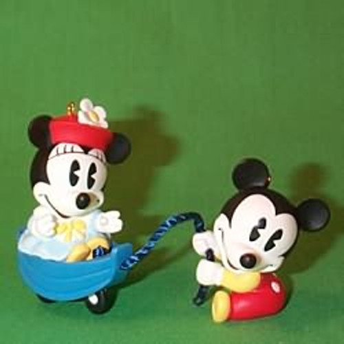 1998 Disney - Make Believe Boat