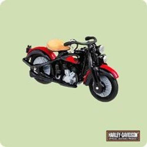 2004 Harley Davidson - Mini #6 - Flathead