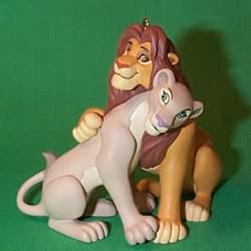 1998 Disney - Simba And Nala