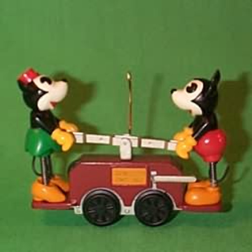 1998 Disney - Handcar