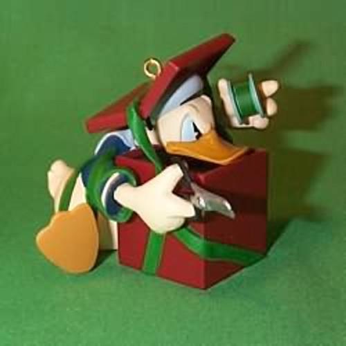 1997 Disney - Donald's Gift #1