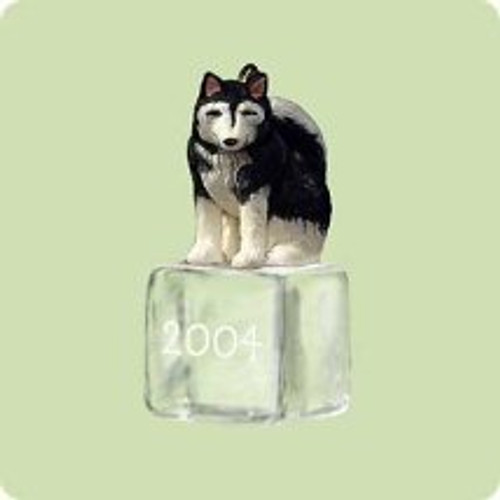 2004 Ice Block Buddies #5 - Husky