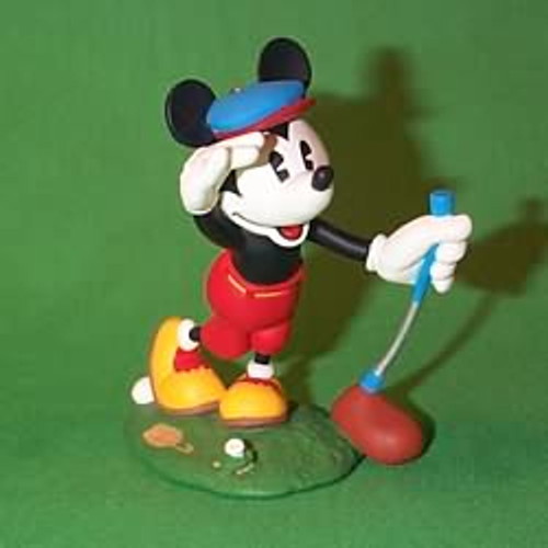 1997 Disney - Mickey's Long Shot