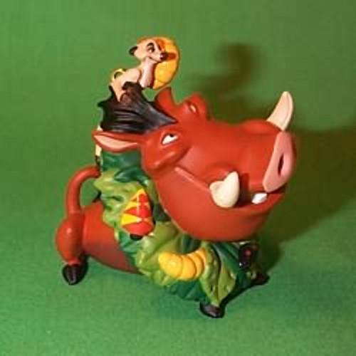 1997 Disney - Timon And Pumbaa