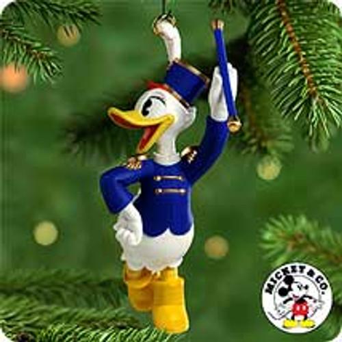 2000 Disney - Baton Twirler #4 Hallmark Ornament