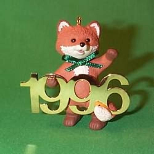 1996 Fabulous Decade #7 - Fox