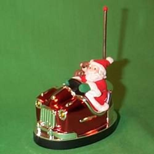 1998 Here Comes Santa #20 - Bumper Car