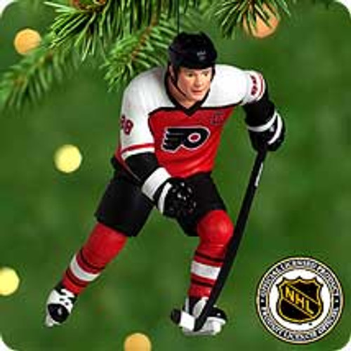 2000 Hockey Greats #4 - Eric Lindros Hallmark Ornament