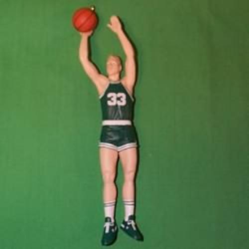 1996 Hoop Stars #2 - Larry Bird