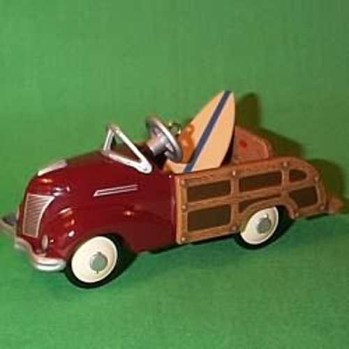 1999 Kiddie Car Classic - 39 Ford Stat. Wgn