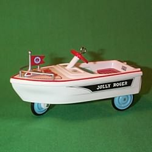 1999 Kiddie Car Classic #6 - Jolly Roger Boat