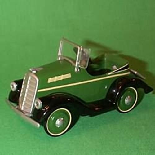 1998 Kiddie Car Classic - Steelcraft