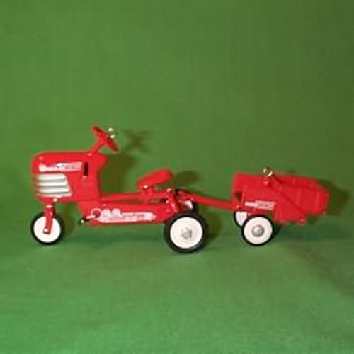 1998 Kiddie Car Classic #5 - Tractor And Trailer
