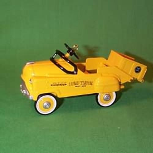1997 Kiddie Car Classic #4 - Dump Truck