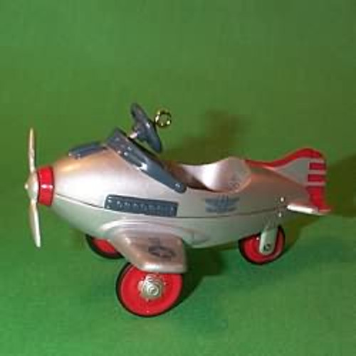 1996 Kiddie Car Classic #3 - Airplane