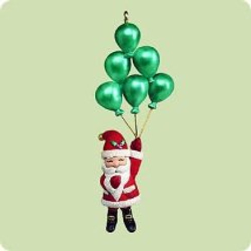 2004 Santa's Balloon Tree