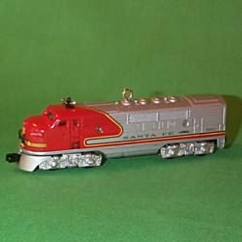 1997 Lionel Train #2 - Santa Fe