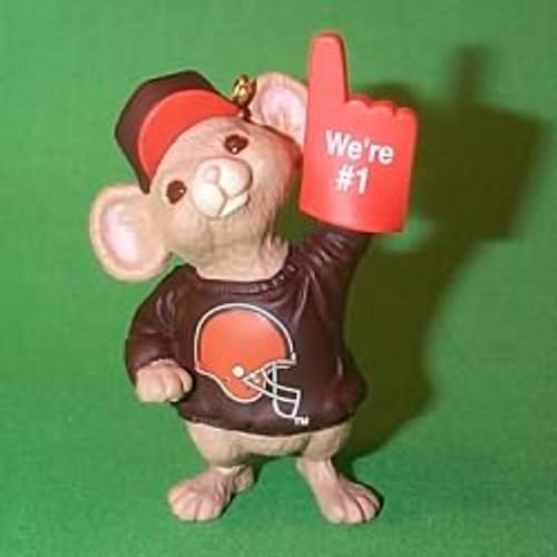 1996 NFL - Cleveland Browns