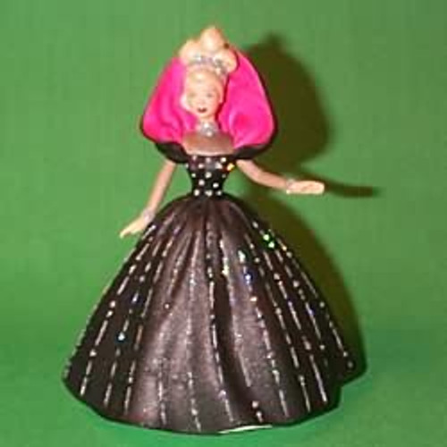1998 Barbie - Holiday #6