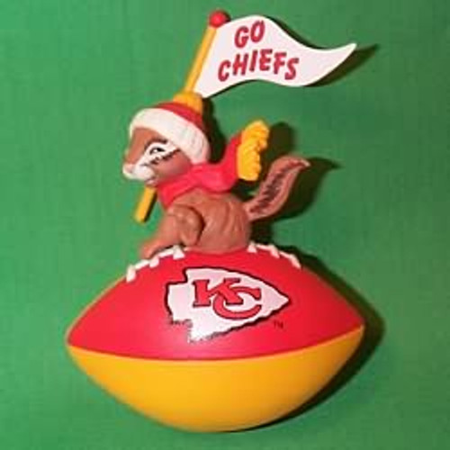 1999 NFL - Kansas City Chiefs