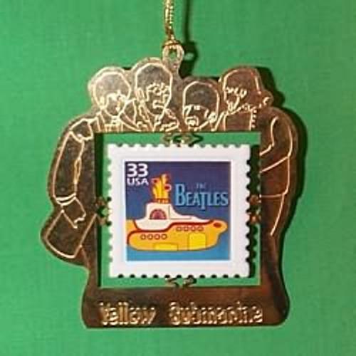 1999 Stamp - Beatles