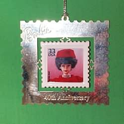 1999 Barbie - Stamp