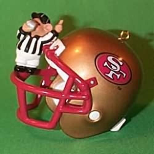1998 NFL - San Francisco 49 Ers