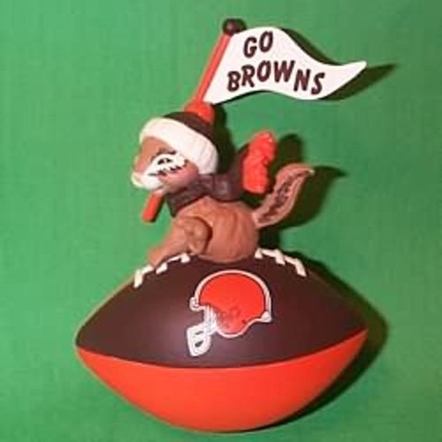 1999 NFL - Cleveland Browns