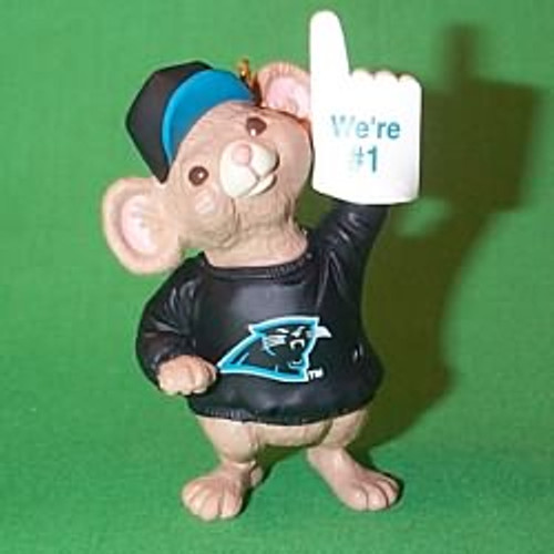 1996 NFL - Carolina Panthers