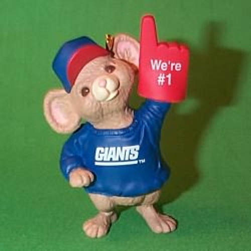1996 NFL - New York Giants