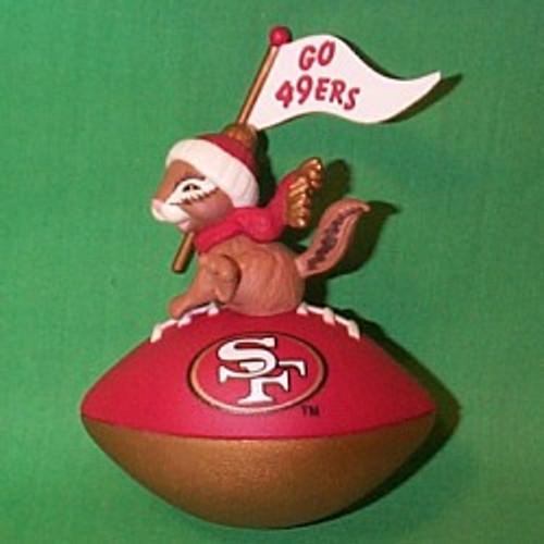 1999 NFL - San Francisco Forty Niners