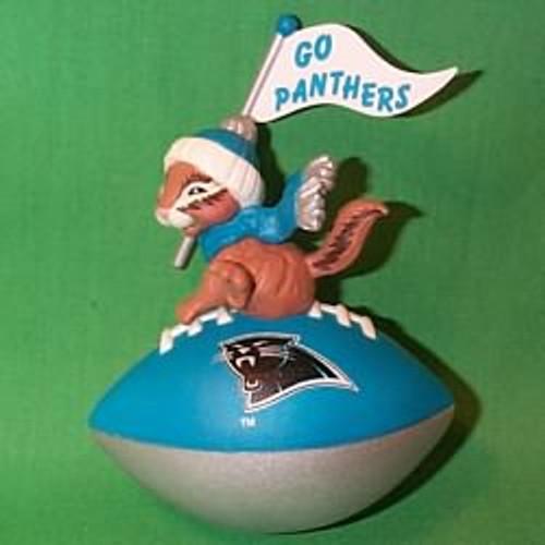1999 NFL - Carolina Panthers