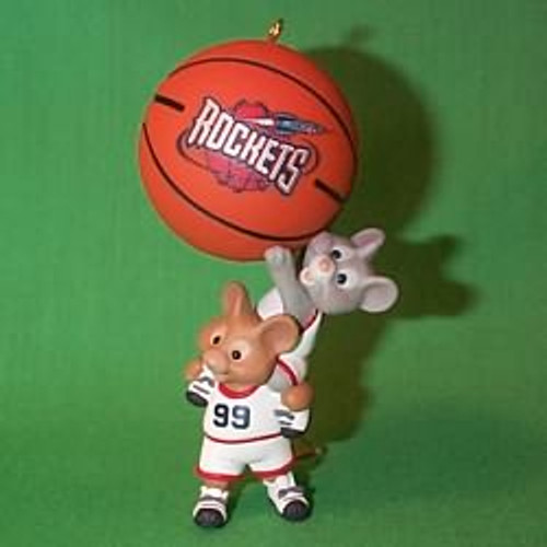 1999 NBA - Houston Rockets