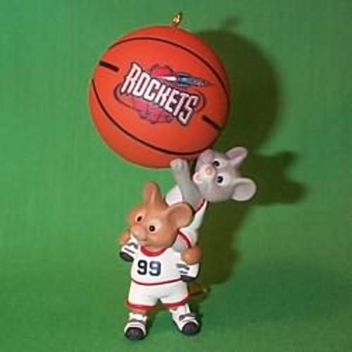 1999 NBA - Houston Rockets