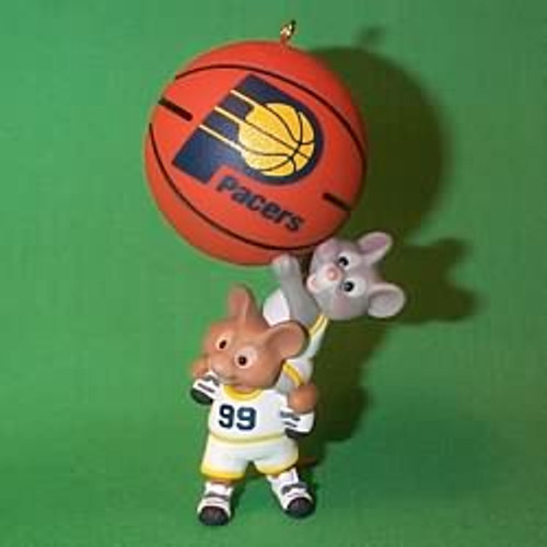 1999 NBA - Indiana Pacers