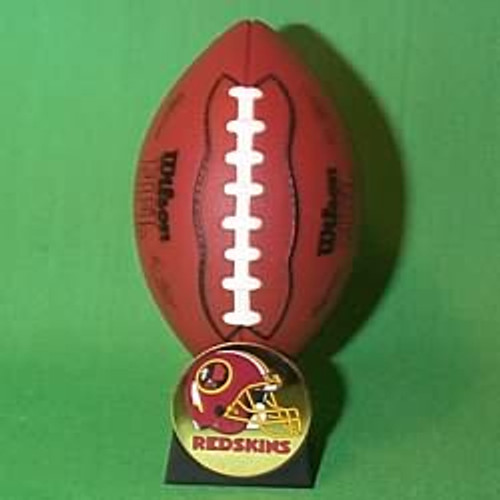 2000 NFL - Washington Redskins Hallmark Ornament