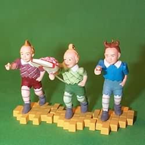 1999 Wizard Of Oz - The Lollipop Guild