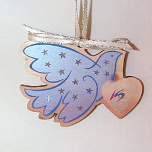 2000 Mayor's Tree Ornament Hallmark Ornament