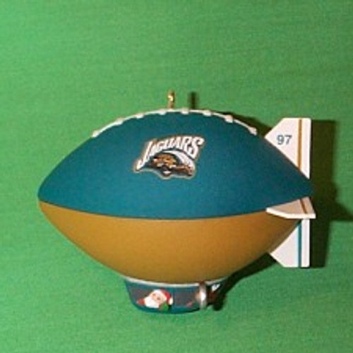 1997 NFL - Jacksonville Jaguars