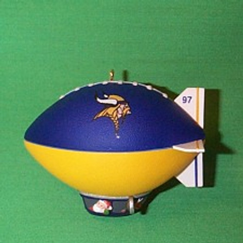 1997 NFL - Minnesota Vikings
