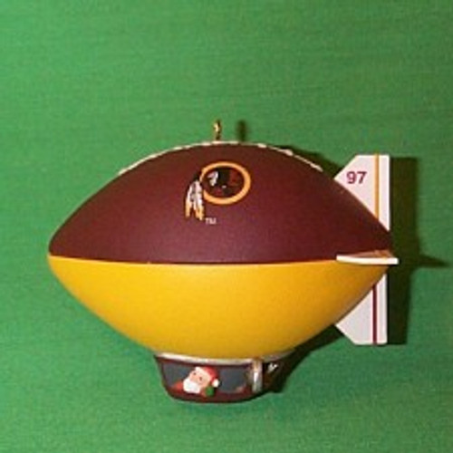 1997 NFL - Washington Redskins
