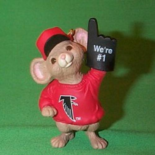 1996 NFL - Atlanta Falcons