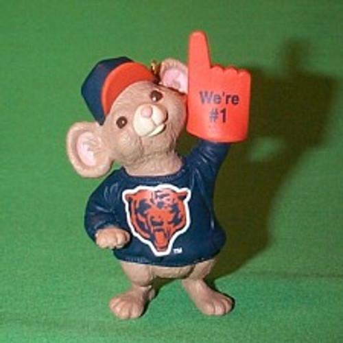 1996 NFL - Chicago Bears