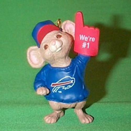 1996 NFL - Buffalo Bills