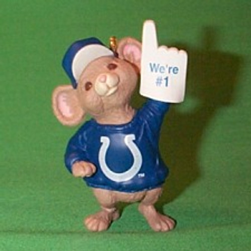1996 NFL - Indianapolis Colts