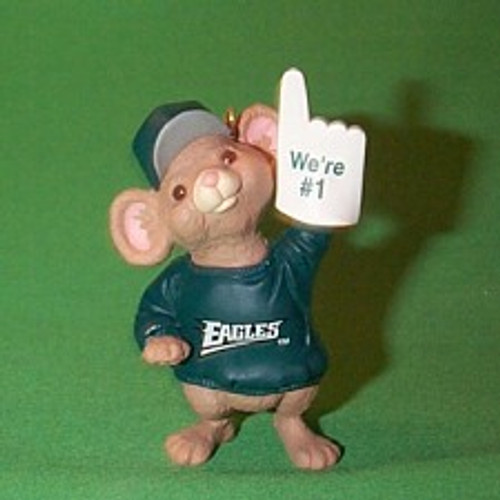 1996 NFL - Philadelphia Eagles